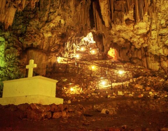 zeus-cave